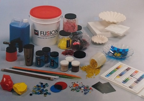 Fusion Glass